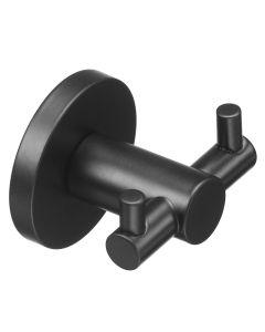 Άγκιστρο Διπλό Μαύρο Ματ  Verdi Sigma Black Matt 3032205
