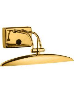 Απλίκα Επίτοιχη Δίφωτη 2*G9 25cm  Μέταλλο Ορείχαλκος   2*G9 Ideal Lux Mirror-20  031507