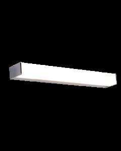 Απλίκα Μπάνιου IP44 63,6 cm  Χρώμιο  30watt  Led 3000K 2550lm  Viokef  Robin 4212300