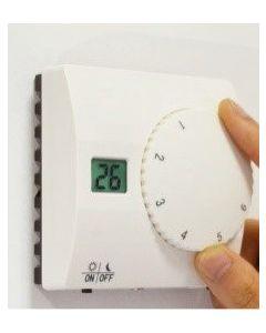Ασύρματος Θερμοστάτης ECL816WH