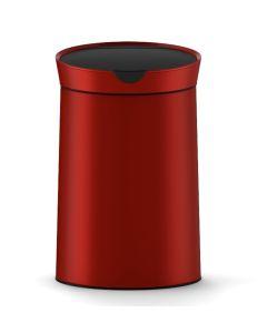 Αυτόματος Κάδος με Φωτοκύτταρο 10lt Κόκκινο Βουργουνδίας Ø26,5*41,8 cm  Burgundy EAD106801R