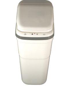Αυτόματος Κάδος με φωτοκύτταρο 14 lt, 34*42*27 cm Λευκό Πλαστικό Cabin Plastic Squirell EAD1114CPW