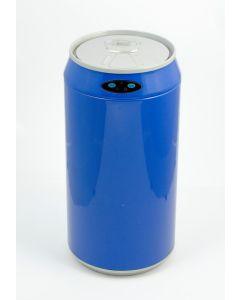 Αυτόματος Κάδος / Χαρτοδοχείο με φωτοκύτταρο Inox Trendy Bear 12lt Μπλε Ø24*48,4cm EAD100512B