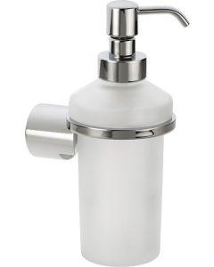 Διανομέας (Dispenser) Υγρού Σαπουνιού Επίτοιχος Χρωμέ Verdi Lamda 3010022