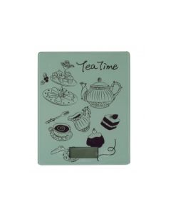 Ζυγαριά Κουζίνας Ηλεκτρονική max 5 kg  Tea Time  Ecosasa 01-8840