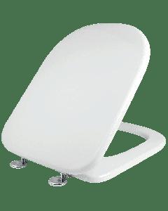 Κάλυμμα Λεκάνης WC Polyester 37,5*43εκ. Pozzi Giniori Oasi, Kerasan Nora, Dolomite Rio Elvit 1248