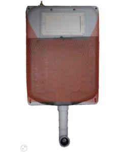Καζανάκι Εντοιχισμού για Λεκάνες Υψηλής Πίεσης για τοίχο 8 εκ. Kariba Monolith 9  375409