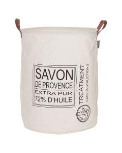 Καλάθι Απλύτων  Υφασμάτινο Μπεζ 50*40 εκ. Sealskin Savon de Provence 361752065
