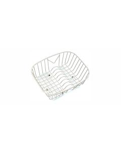Καλάθι-Πιατοθήκη Νεροχύτη Ανοξείδωτο 36*32 εκ.Nεροχύτη Sanitec No6 06-02-00029