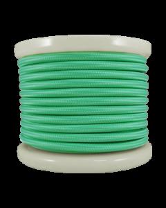 Καλώδιο Φυστικί Υφασμάτινο 2*0,75 mm Ρολλό 10 Μέτρων Enjoy EL330023
