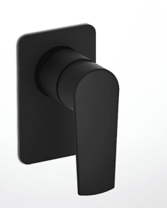 Μίκτης Εντοιχισμού 1 Εξόδου Μαύρο Ματ Eurorama Slot 135055SL-400