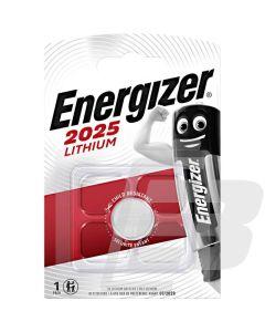 Μπαταρία Λιθίου 3V 163mAh Energizer CR2025