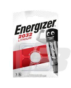 Μπαταρία Λιθίου 3V Energizer CR2032