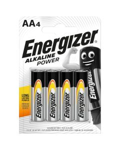 Μπαταρίες Αλκαλικές AA /Ε91 (Μινιόν) Energizer Alkaline Power LR6 F016697