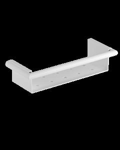 Μπουκαλοθήκη Επίτοιχη Λευκό Ματ Verdi Lamda White Matt 3013701