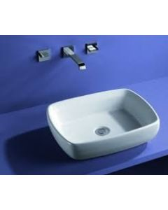 Νιπτήρας Μπάνιου Επιτραπέζιος  47*35,5*12,5 εκ. Ceramita F602