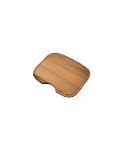 Ξύλο Κοπής σε φυσικό χρώμα 44,5*35,5εκ. Για Νεροχύτη 326 Sanitec Νο   10 -02-00115