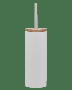 Πιγκάλ Επιδαπέδιο Λευκό Polyresin with Bamboo  Sealskin Grace 361910510
