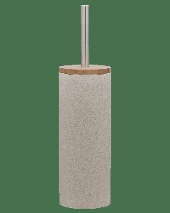 """Πιγκάλ Επιδαπέδιο στο χρώμα της άμμου  """"Grace"""" Polyresin with Bamboo  Sealskin 361910565"""