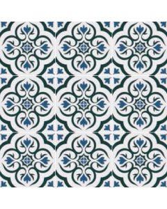 Πλακάκι Vintage Δαπέδου /Τοίχου Πορσελανάτο Ματ 33,3*33,3 εκ. Harrogate White VC1013333