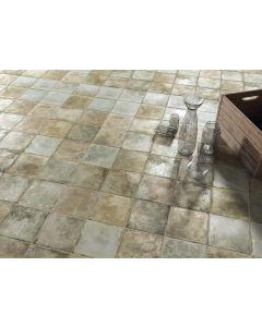 Πλακάκι  Vintage Τοίχου-Δαπέδου 33*33 εκ. Peronda Ceramicas Etna Sage