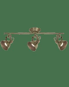 Σποτ Ράγα Τρίφωτη 72 εκ. Μέταλλο σε Οξυντέ Viokef Praga 4166600