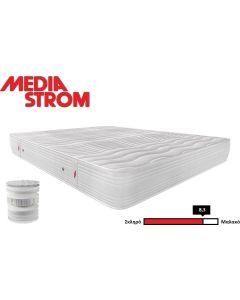 Στρώμα Ύπνου Ανατομικό Ημίδιπλο 102-110*200 εκ.Media Strom Prestige Multi 0376