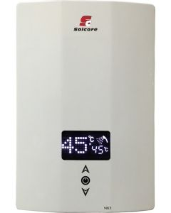 Ταχυθερμαντήρας Nερού  Ηλεκτρικός Μονοφασικός 8.2kW (inverter) Solcore NK1