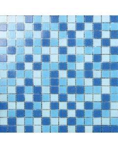 Ψηφίδα Πισίνας Γυάλινη 32,7*32,7cm Pool Mosaic