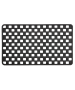 Αντιολισθητικό Ταπέτο Μπάνιου 38*75εκ. Μαύρο Sealskin Safety Mat Doby Black 312005219