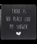 Αντιολισθητικό Ταπέτο Ντουσιέρας 53*53 εκ. Safety Mats Lyrics Black Sealskin 315232619